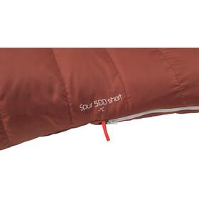Robens Spur 500 Sac de couchage Short, red